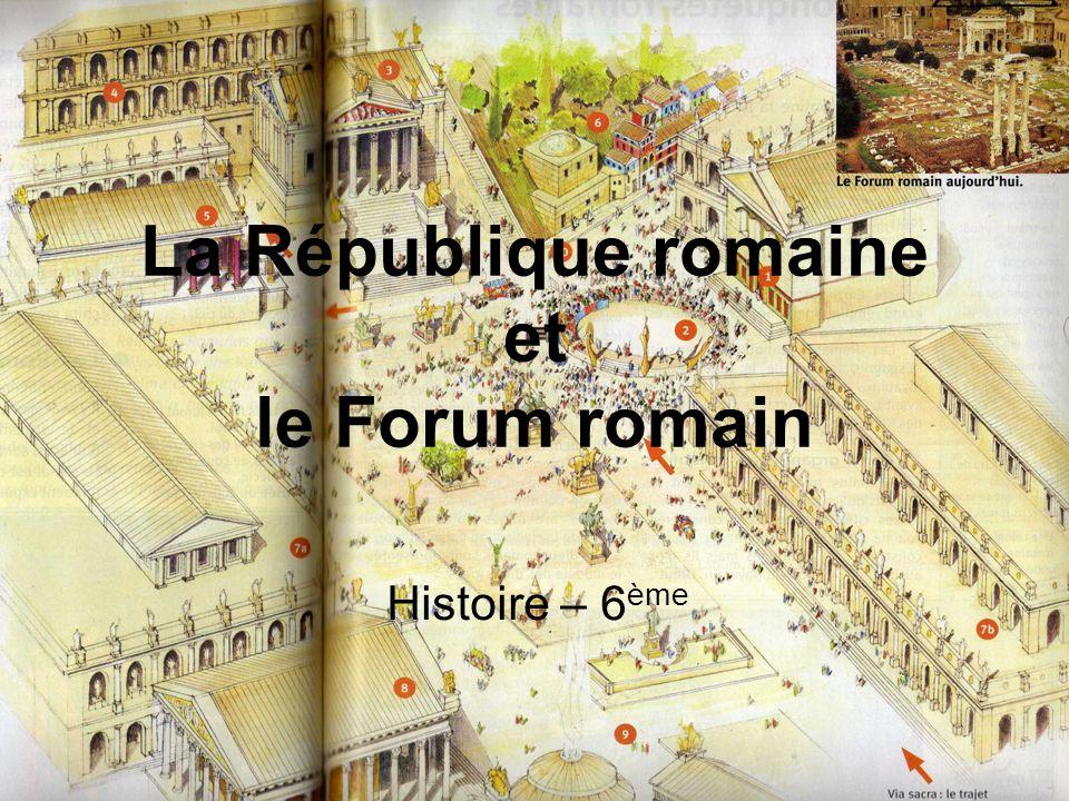8c861294239065 La République romaine et le Forum romain - ppt video online télécharger