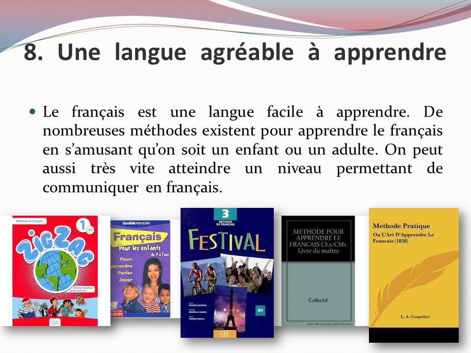 Très Pourquoi apprendre le français - ppt video online télécharger NW41