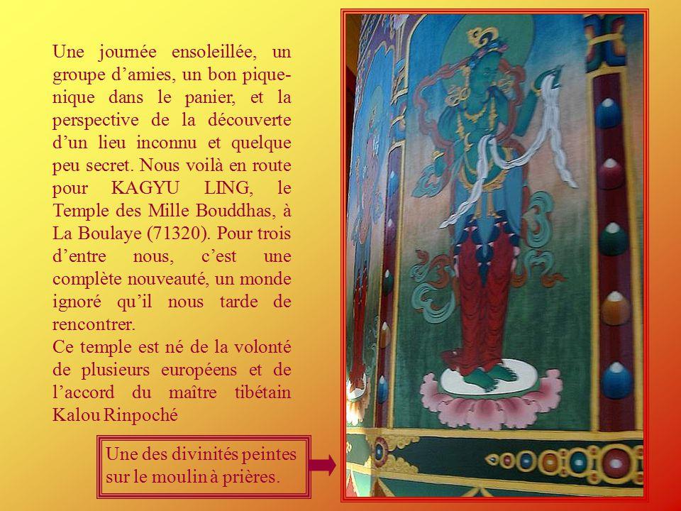 mille bouddhas boulaye