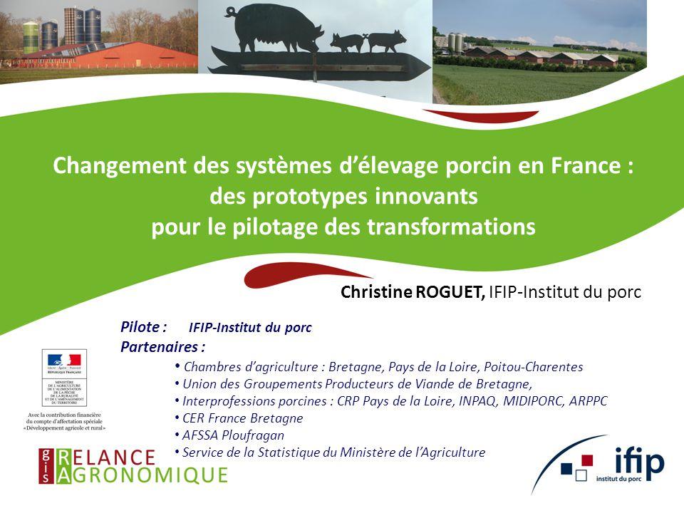 Christine roguet ifip institut du porc ppt video online - Chambre regionale d agriculture pays de la loire ...