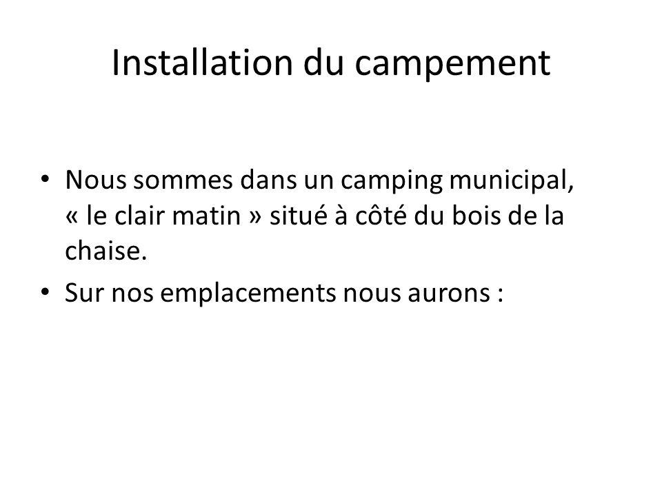 Base accoord juillet 2015 sejours a noirmoutier ppt for Camping municipal les prades la chaise dieu