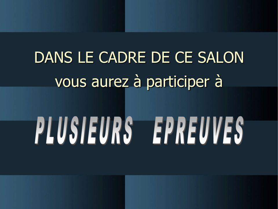 Organis par le lyc e professionnel gabriel p ri ppt t l charger - Participer a un salon professionnel ...