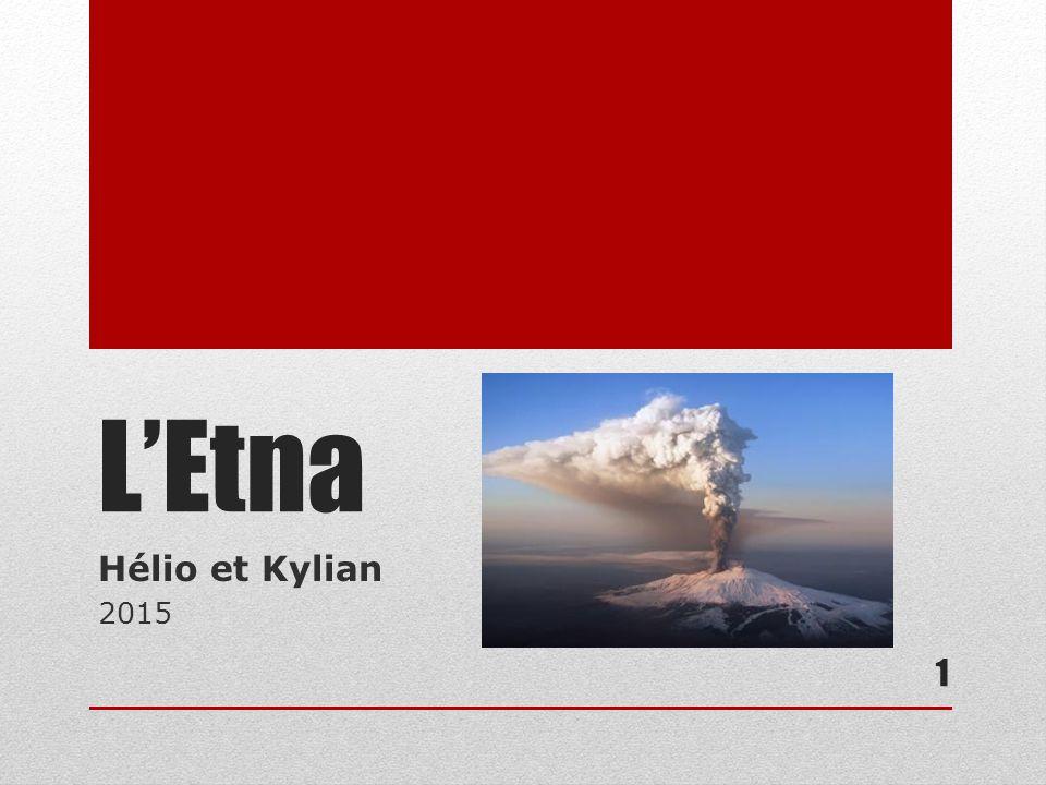 L'Etna Hélio et Kylian 2015