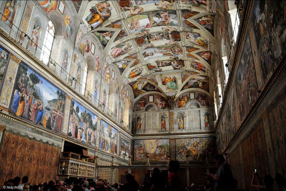 Fabuleux La Chapelle Sixtine Vatican Rome La Chapelle Sixtine - Vatican  HQ29