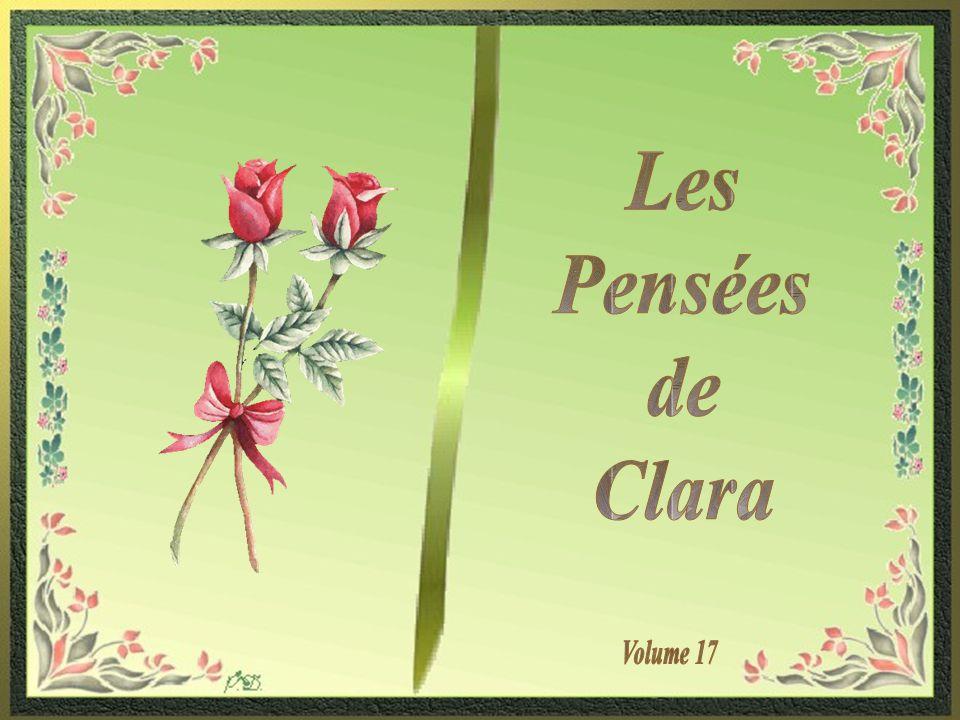 Les Pensées de Clara Volume 17