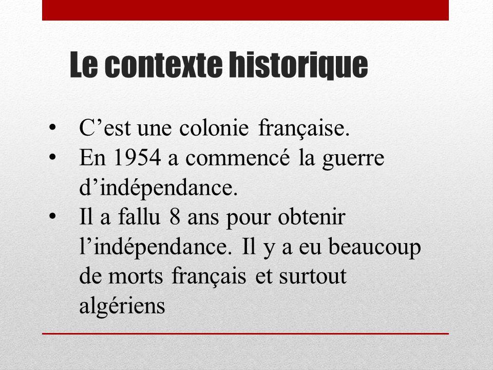 Inch allah dimanche par yamina benguigui ppt video - La chambre des officiers contexte historique ...