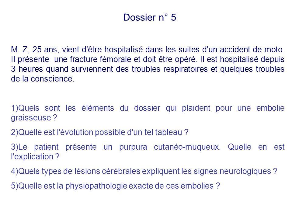 Dossier n° 5