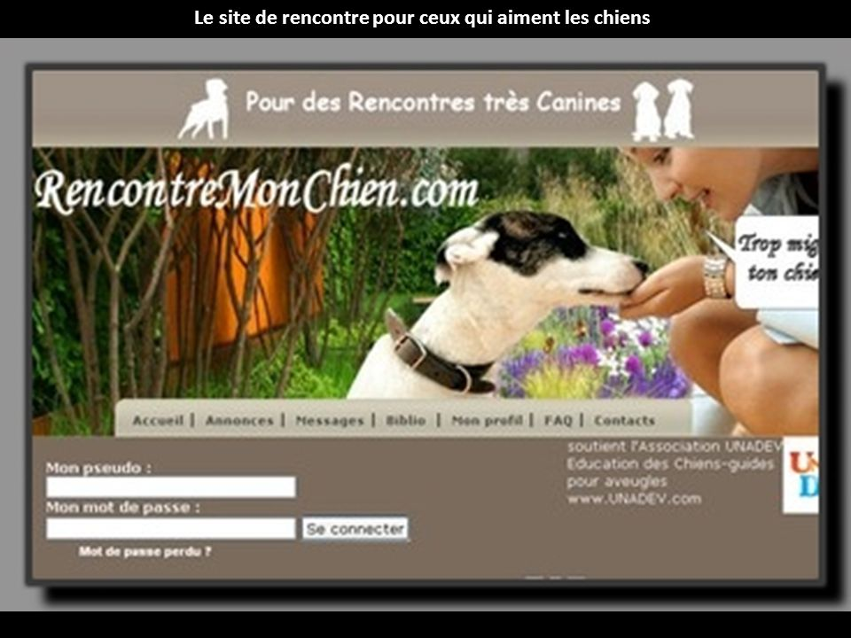 Sites rencontre internet serieux