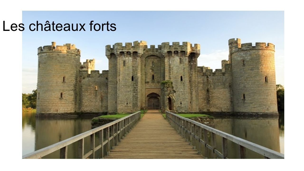 Les ch teaux forts ppt video online t l charger - Image de chateau a imprimer ...