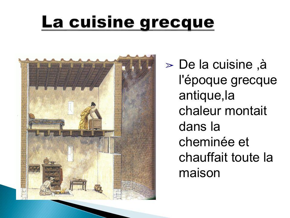 Les instruments de cuisine et la pr paration des repas - La cuisine de la rome antique ...