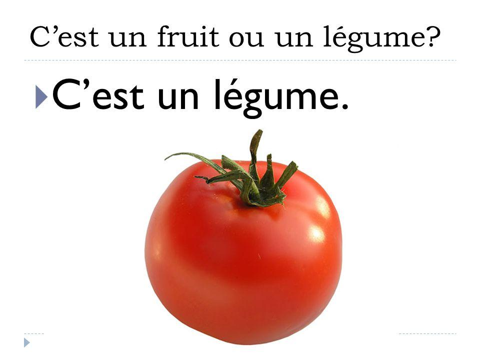 Qu est ce que c est c est une carotte ppt video online t l charger - Haricot vert fruit ou legume ...