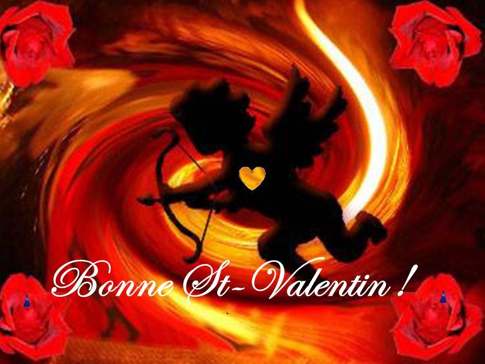 Bonne St-Valentin !