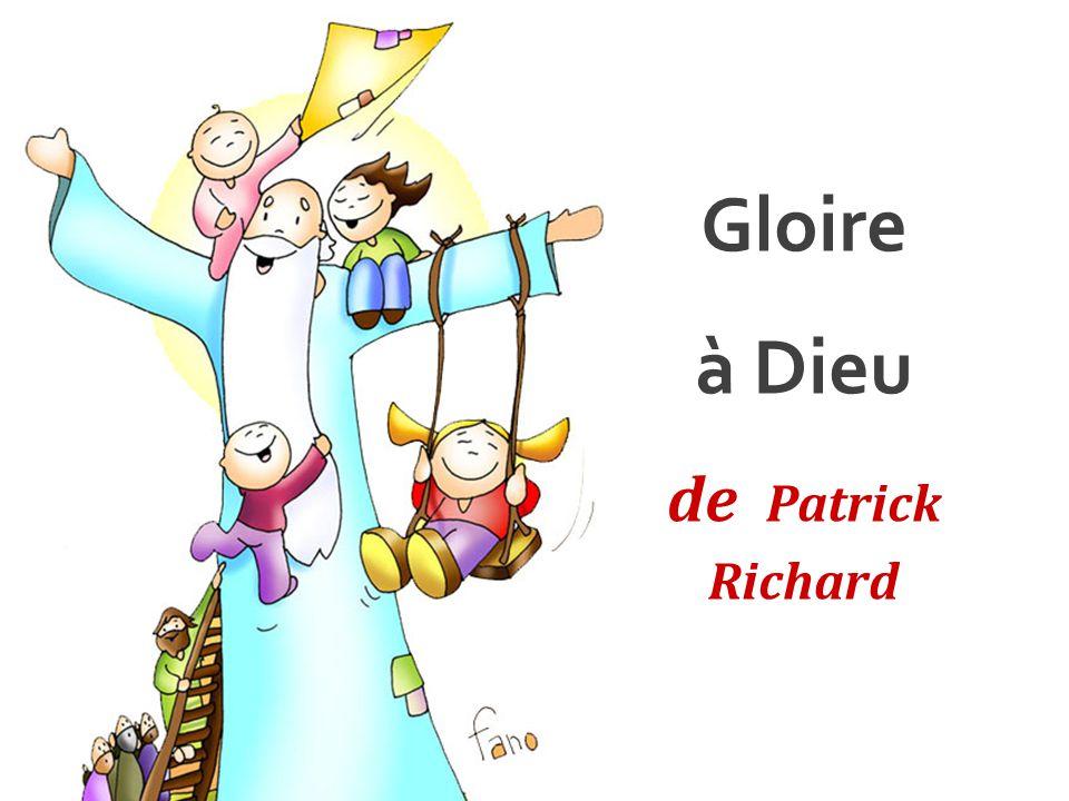 PROFESSION DE FOI « Je crois en Dieu »
