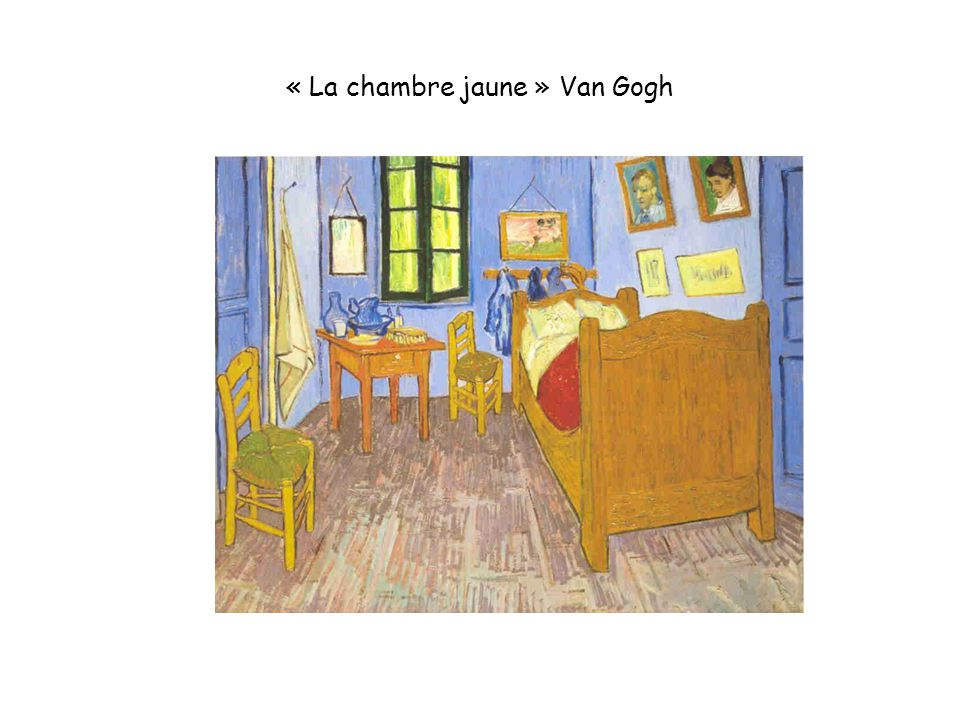 Emejing chambre jaune van gogh description photos design trends 2017 for La chambre jaune a arles van gogh