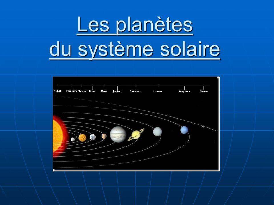 Préférence Les planètes du système solaire - ppt télécharger LK55