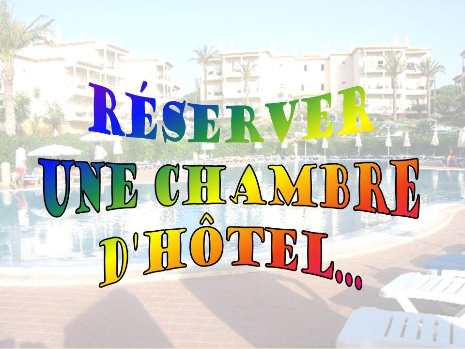 réserver une chambre d'hôtel ppt video online télécharger