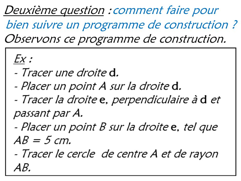 Le programme de construction ppt video online t l charger - Comment estimer un bien ...