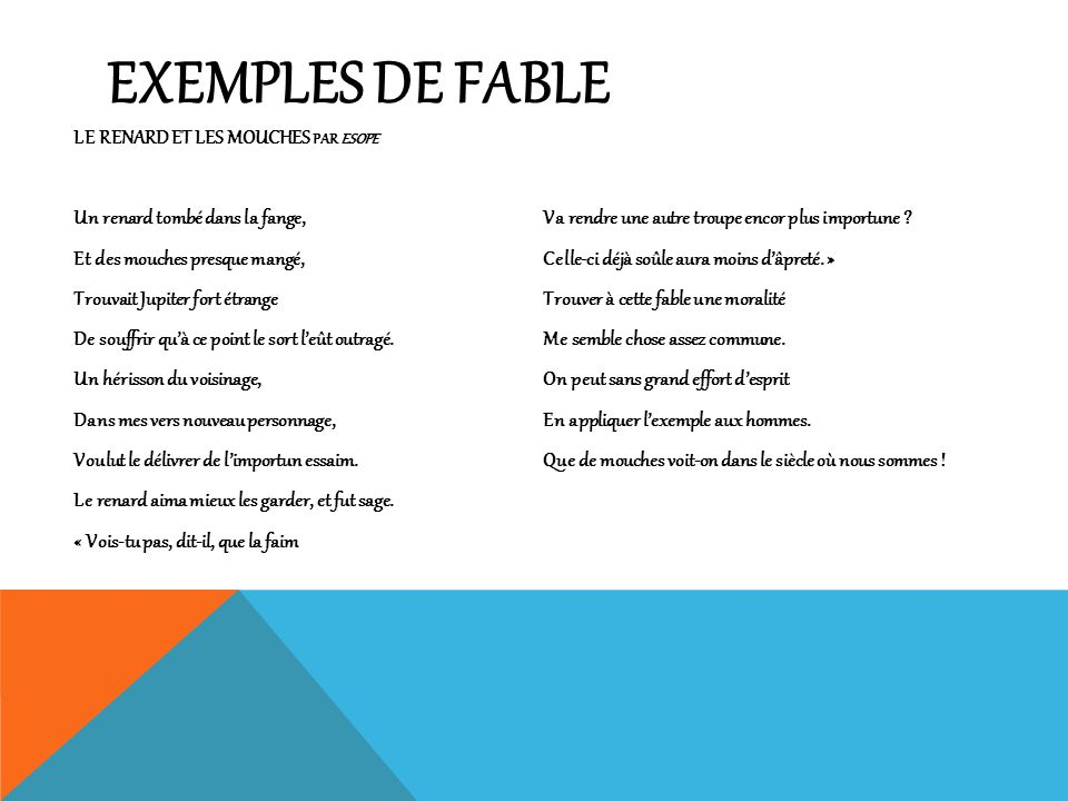 La Fontaine : Récitation et Littérature (Cycles 2 et 3 ...