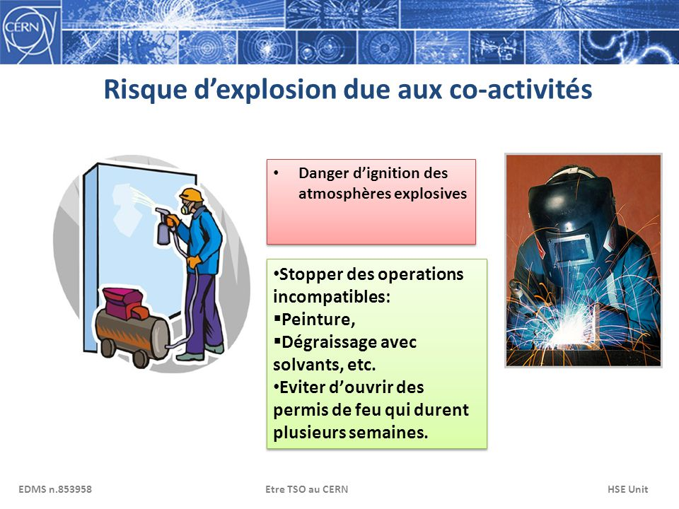 mesures de protection associ u00c9es aux travaux par point chaud