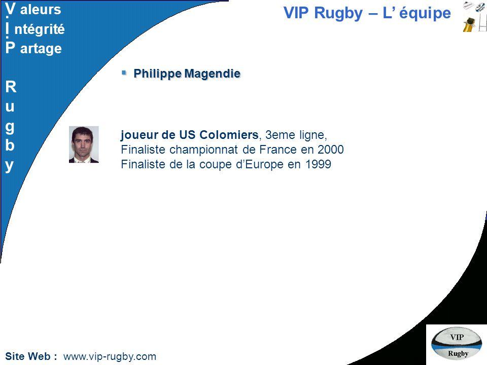 Vip rugby l exp rience du terrain ppt t l charger - Finaliste coupe de france europa ligue ...