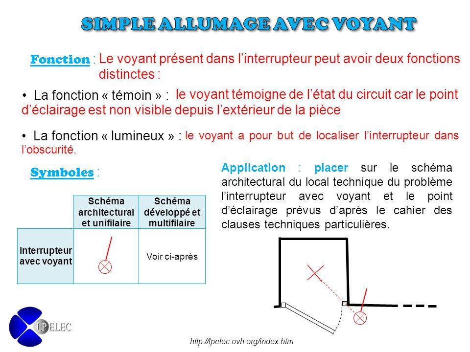 Simple Allumage Avec Voyant  Ppt Tlcharger