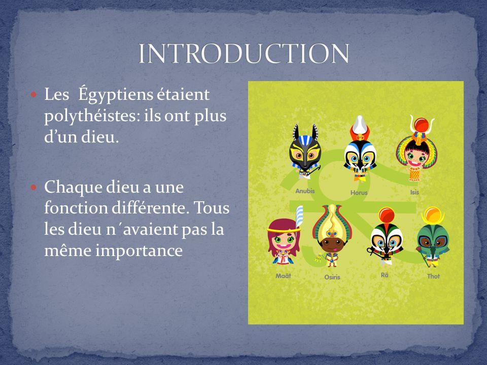 Super LES PRINCIPAUX DIEUX DE L´ÉGYPTE ANCIENNE - ppt video online  GJ12