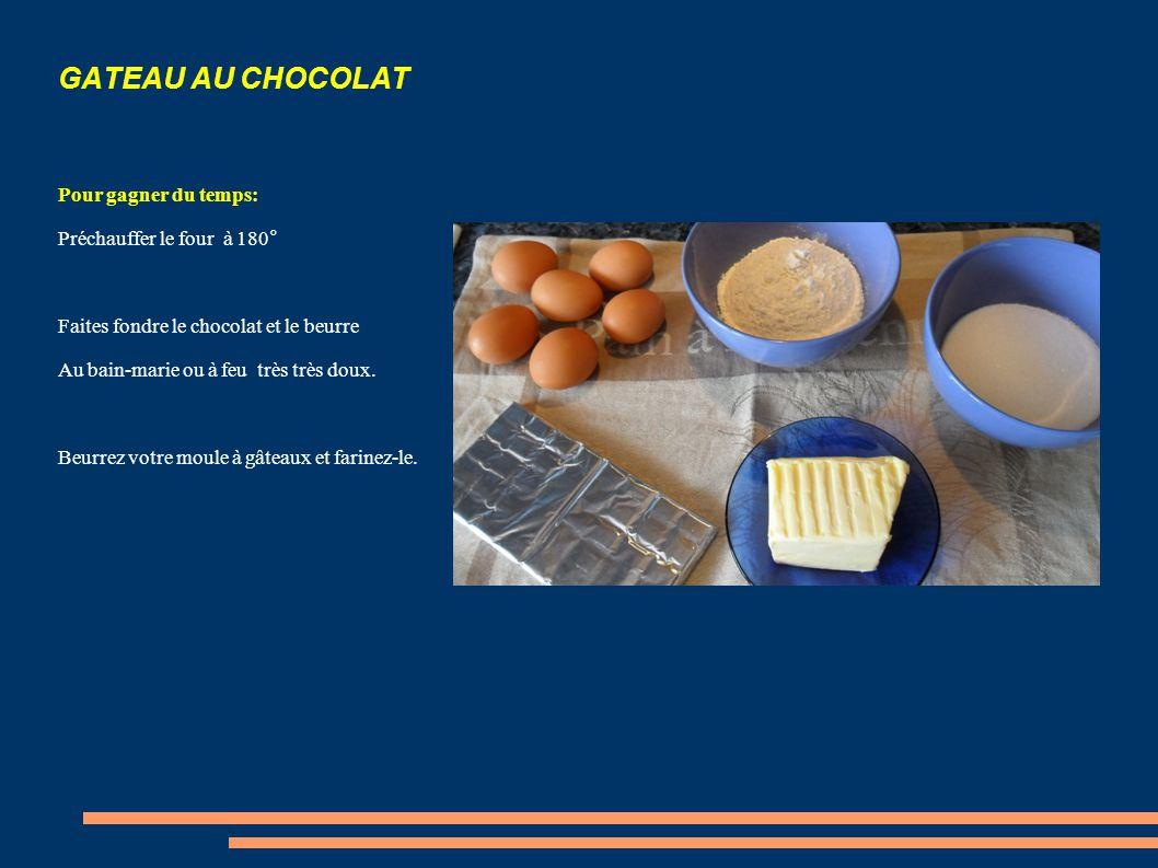 gateau au chocolat recette rapide ppt t l charger. Black Bedroom Furniture Sets. Home Design Ideas