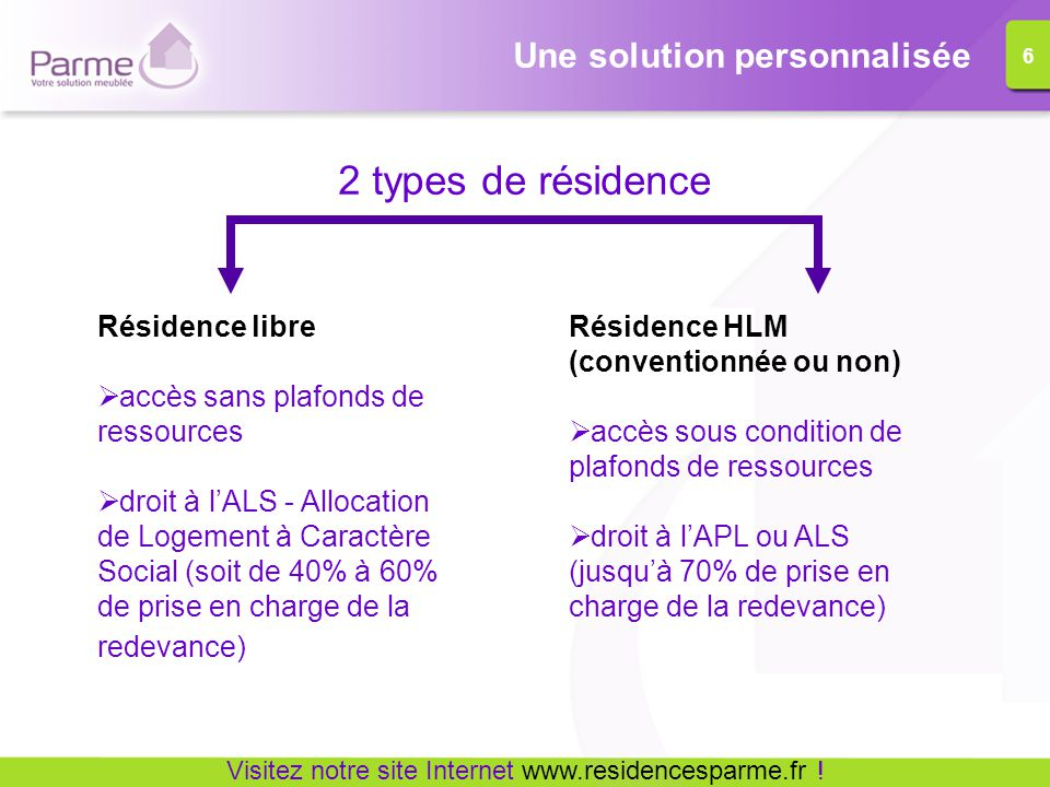 Parme du foyer la r sidence sociale ppt video online - Plafonds de ressources logement social ...