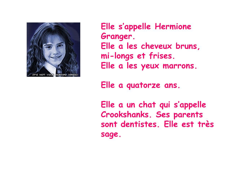 Tu es comment ppt t l charger - Qui est hermione granger ...