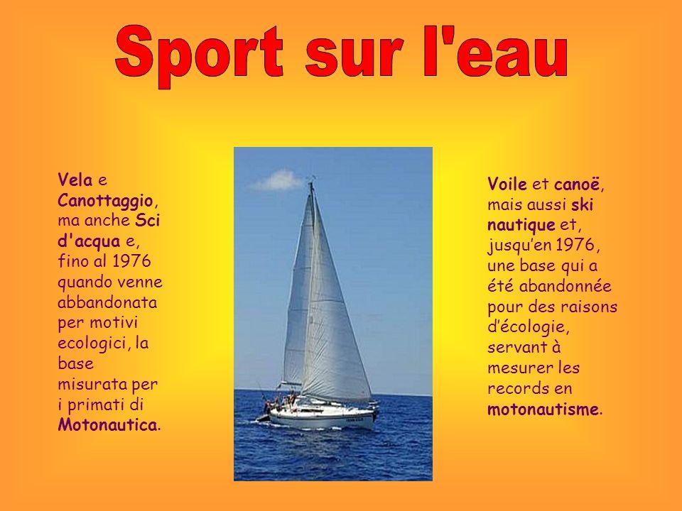 Sport sur l eau