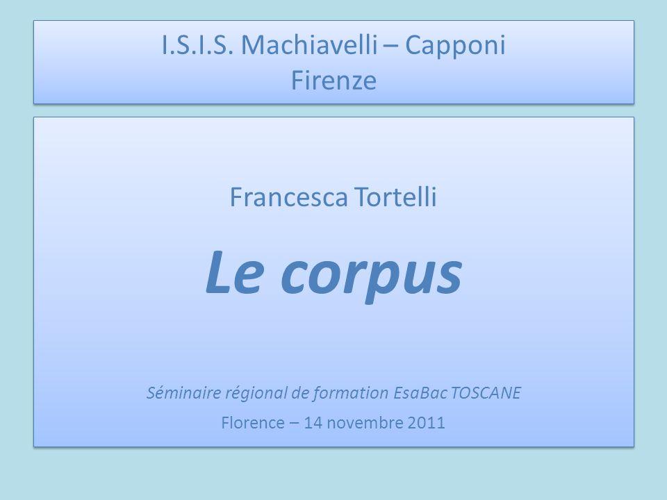 I.S.I.S. Machiavelli – Capponi Firenze
