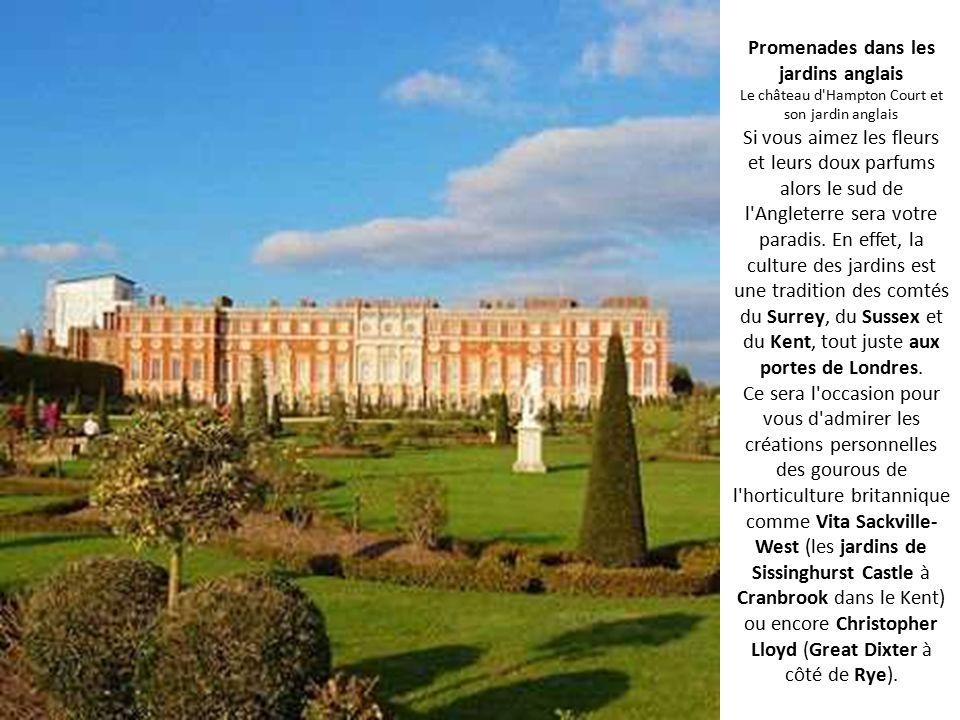 Les 50 voyages d 39 une vie ppt t l charger for Voyage jardins anglais