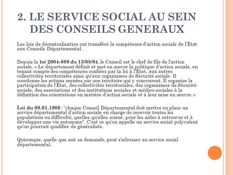 Presentation du champ social et medico social ppt - Qu est ce que le plafond de la securite sociale ...