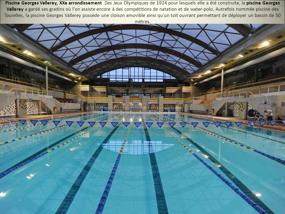 Les 20 plus belles piscines de paris ppt video online for Piscine emile anthoine