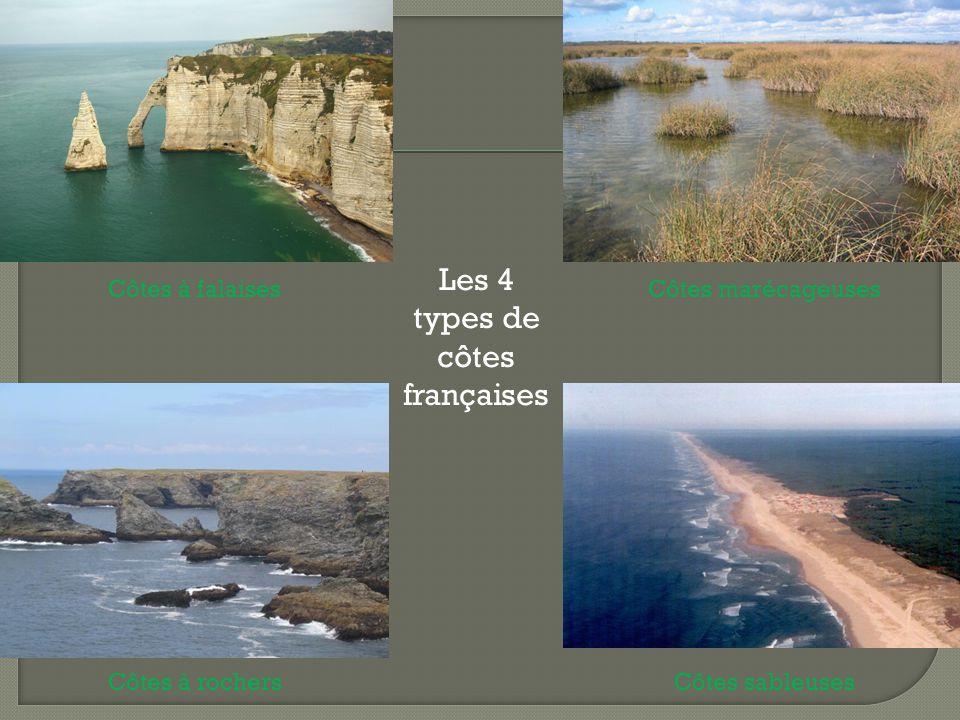 Les paysages fran ais le paysage du littoral ppt video for Paysage francais