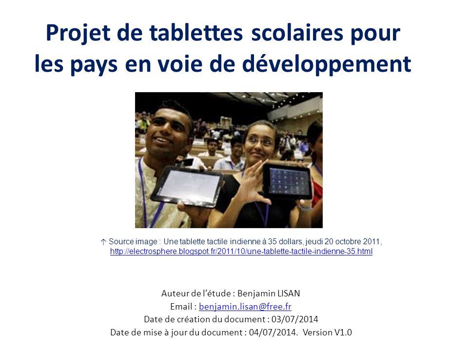 projet de tablettes scolaires pour les pays en voie de d veloppement ppt t l charger. Black Bedroom Furniture Sets. Home Design Ideas