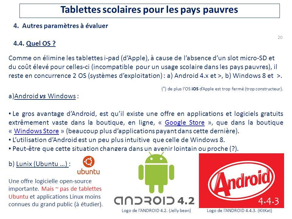 Projet de tablettes scolaires pour les pays en voie de - Telecharger open office gratuit pour tablette android ...