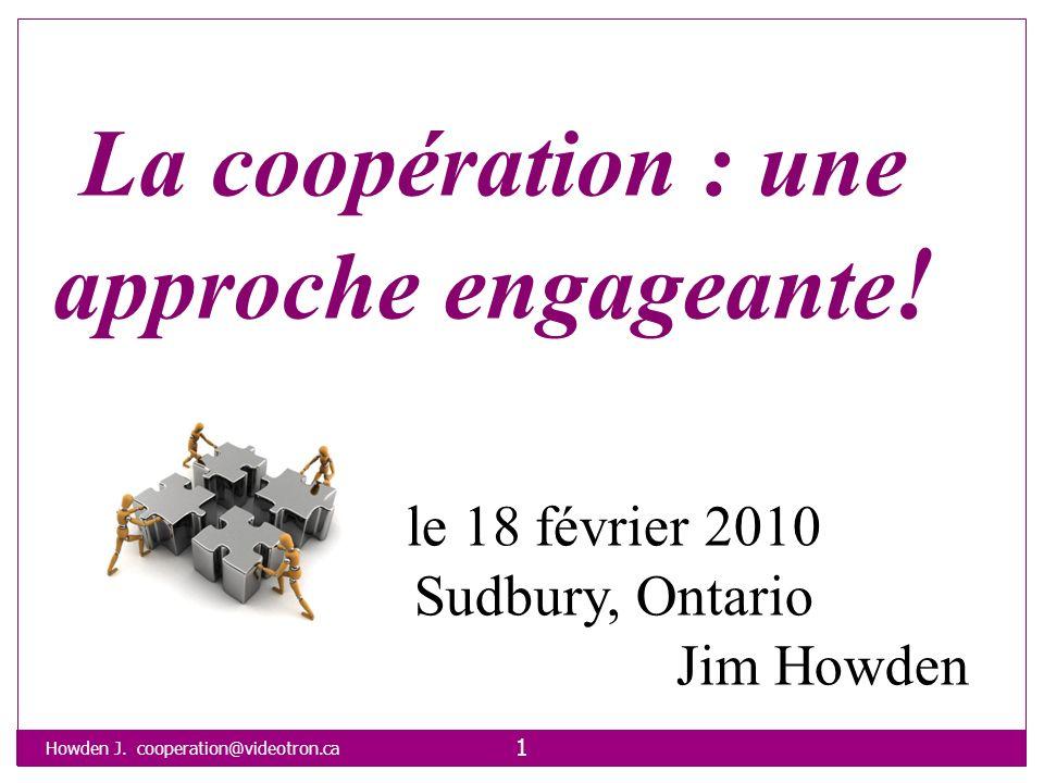 La coopération : une approche engageante!
