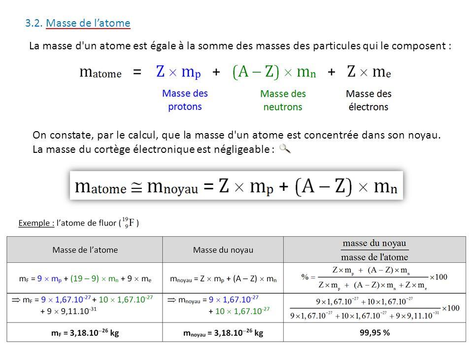 Telecharger Calculer La Masse Du Nuage Electronique D Un Atome D Or Pdf Calculer La Charge Du Pdf Exercices Pdf Com