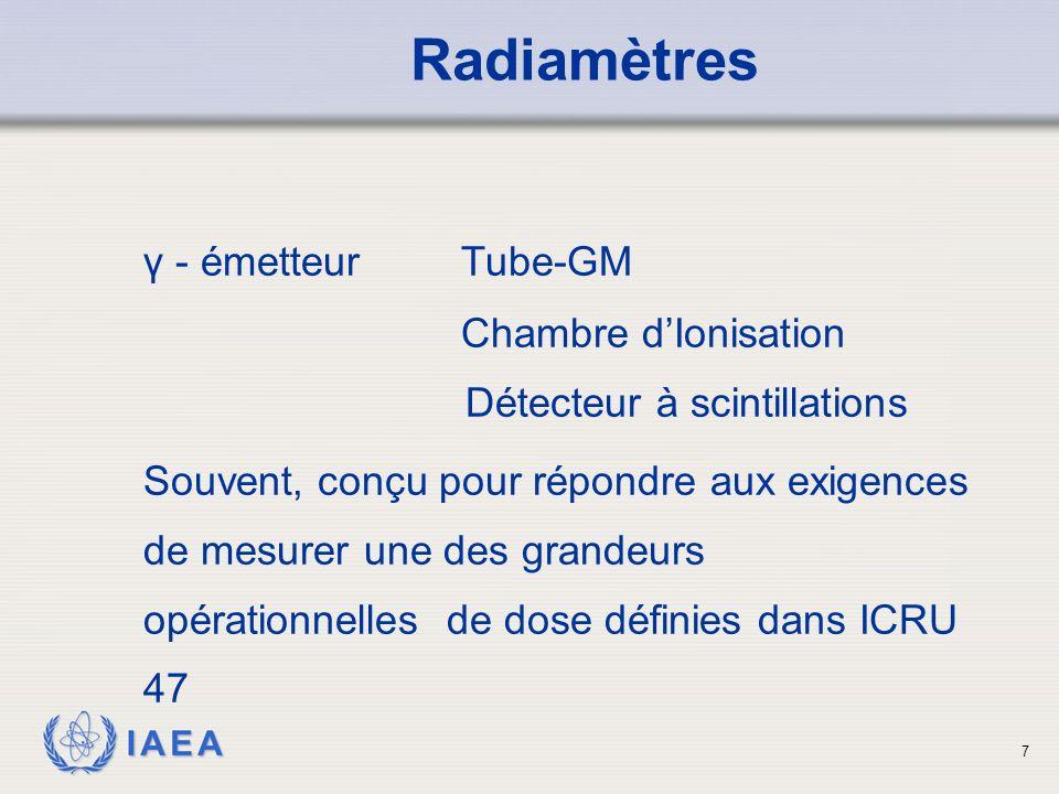 D tection et mesure des rayonnements ionisants ppt t l charger for Chambre d ionisation