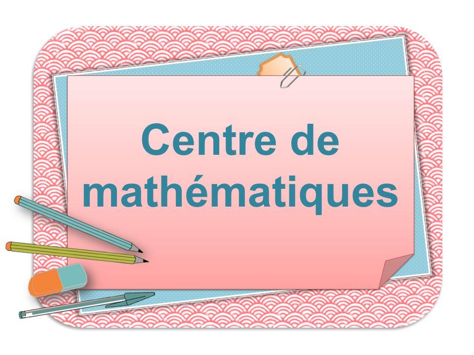 Centre de mathématiques