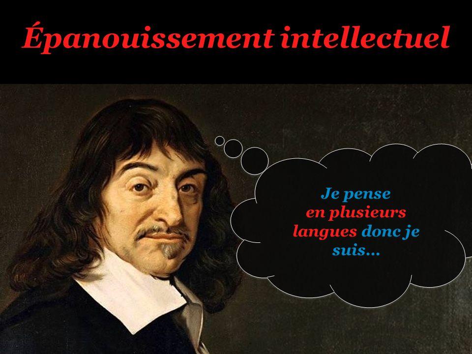 Épanouissement intellectuel
