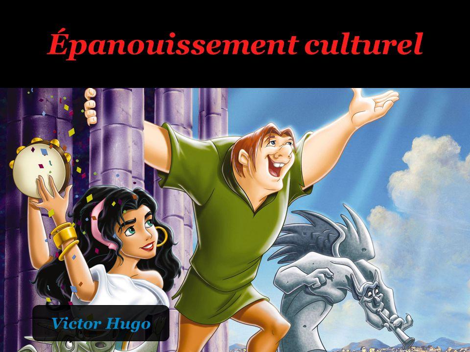 Épanouissement culturel