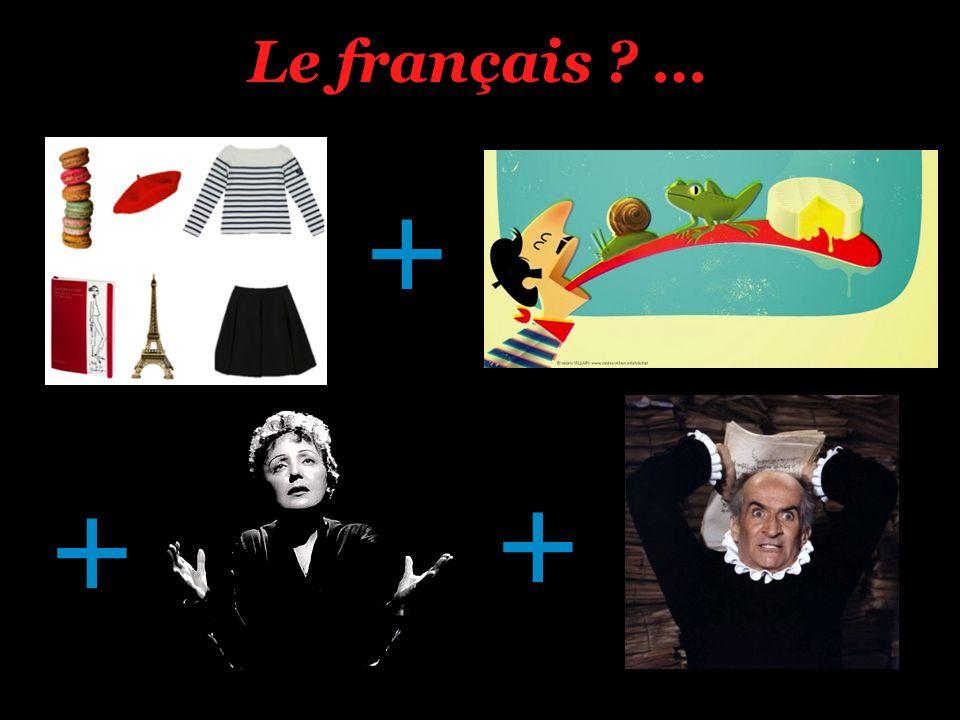 Le français … + + + Les clichés sur les français dans le cinéma http://www.youtube.com/watch v=gF_HGdK_oRM.