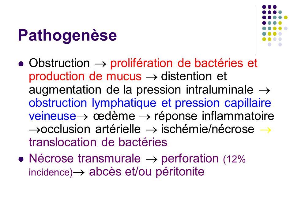 Pathogenèse