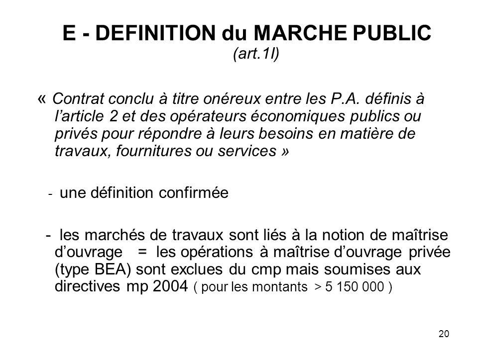 La reforme du code des marches publics ppt t l charger for Contrat de maitrise d ouvrage