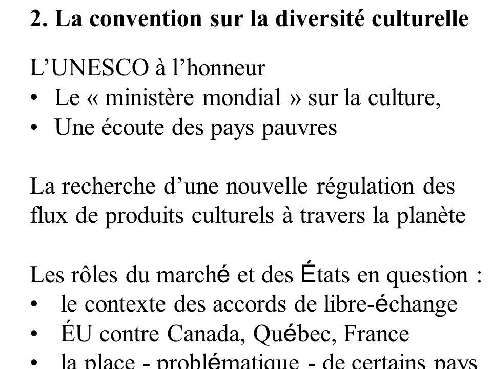 diversité culturelle unesco