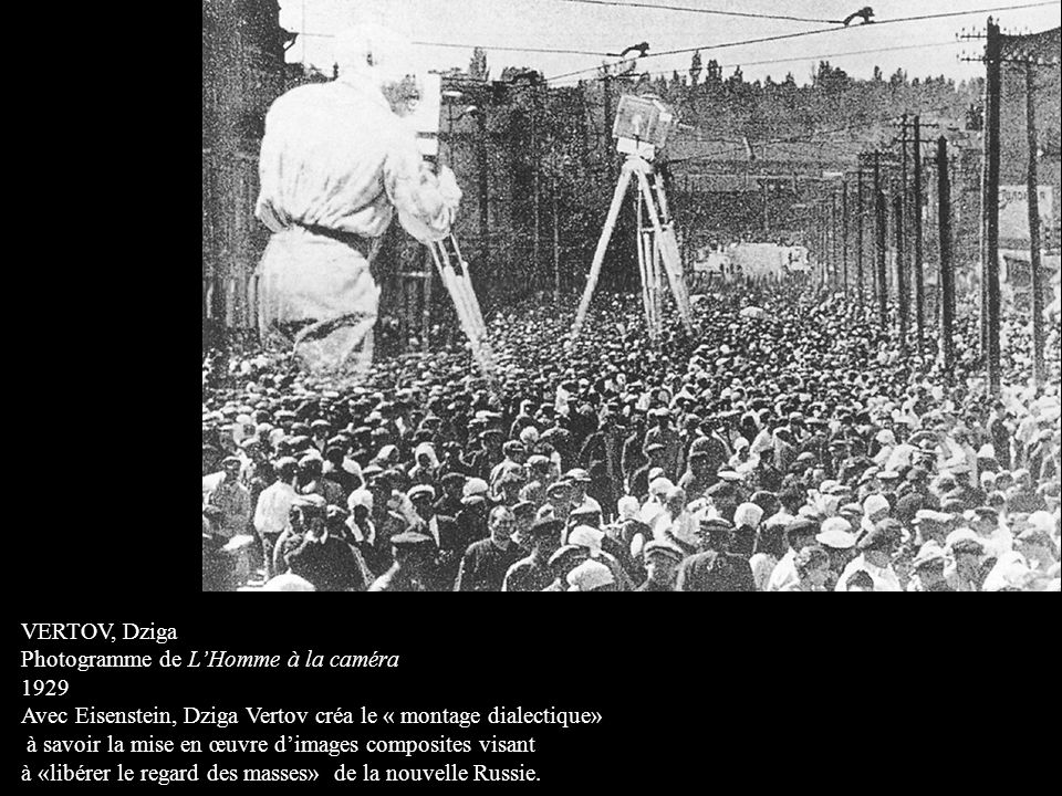 vertov and eisenstein Dziga vertov's film theory of soviet silent film -by comparison between montage theory of sergei eisenstein and dziga vertov film theory.