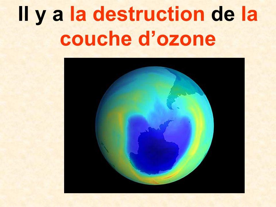 L 39 environnement ppt video online t l charger - Consequences de la destruction de la couche d ozone ...