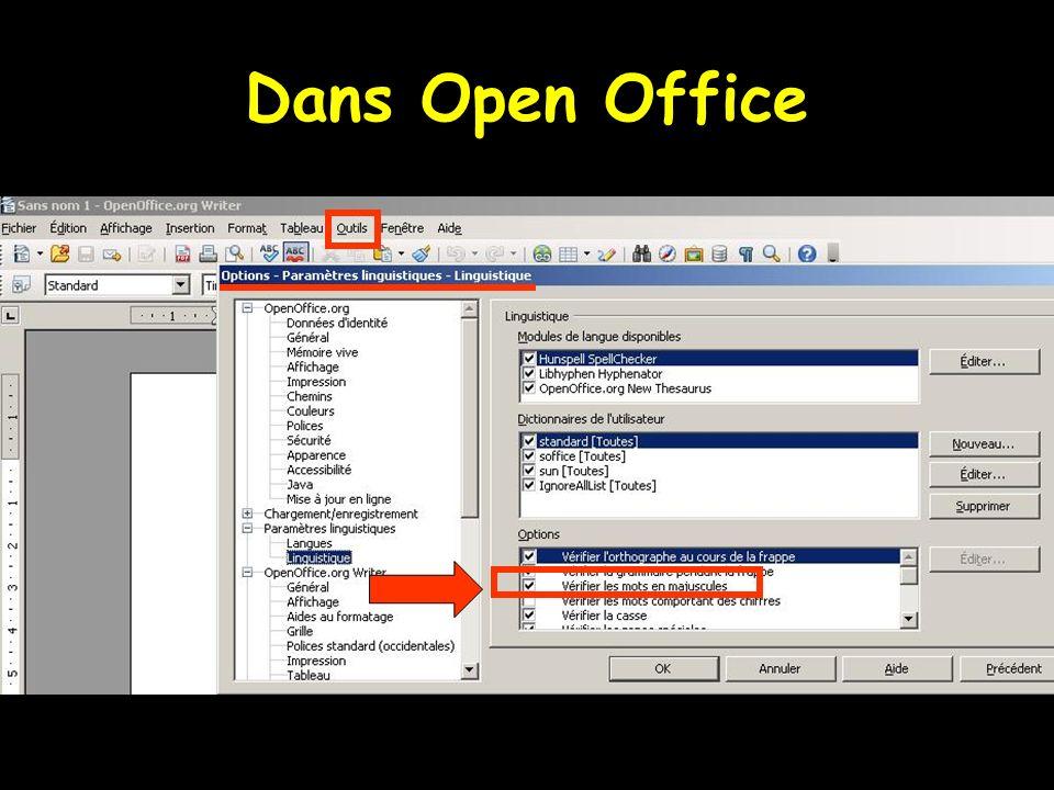 L agenda cahier de rendez vous informatique ppt video - Correcteur orthographique open office ...